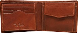 Toni Perotti bull leather wallet