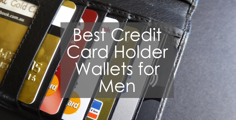 best credit card holder wallets for men walletisland - Best Card Holder Wallet