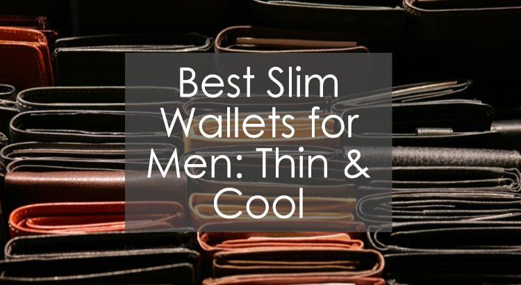 Best slim wallets for men title image