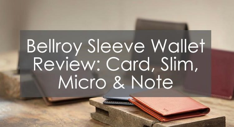 Bellroy Review Title Image