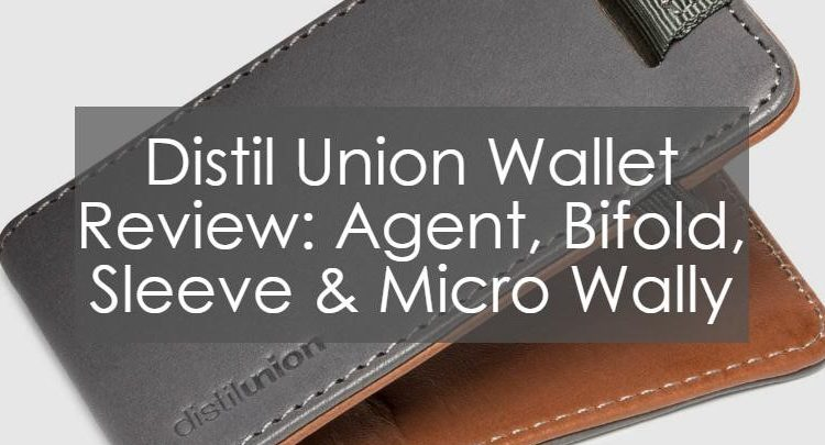 Distil Untion Wally: Title image to wallet review