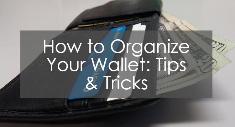 How to organize your wallet title image