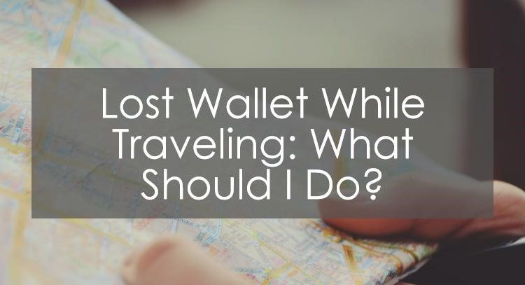 lost wallet while traveling title image