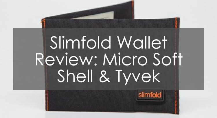 Slimfold wallet review title image